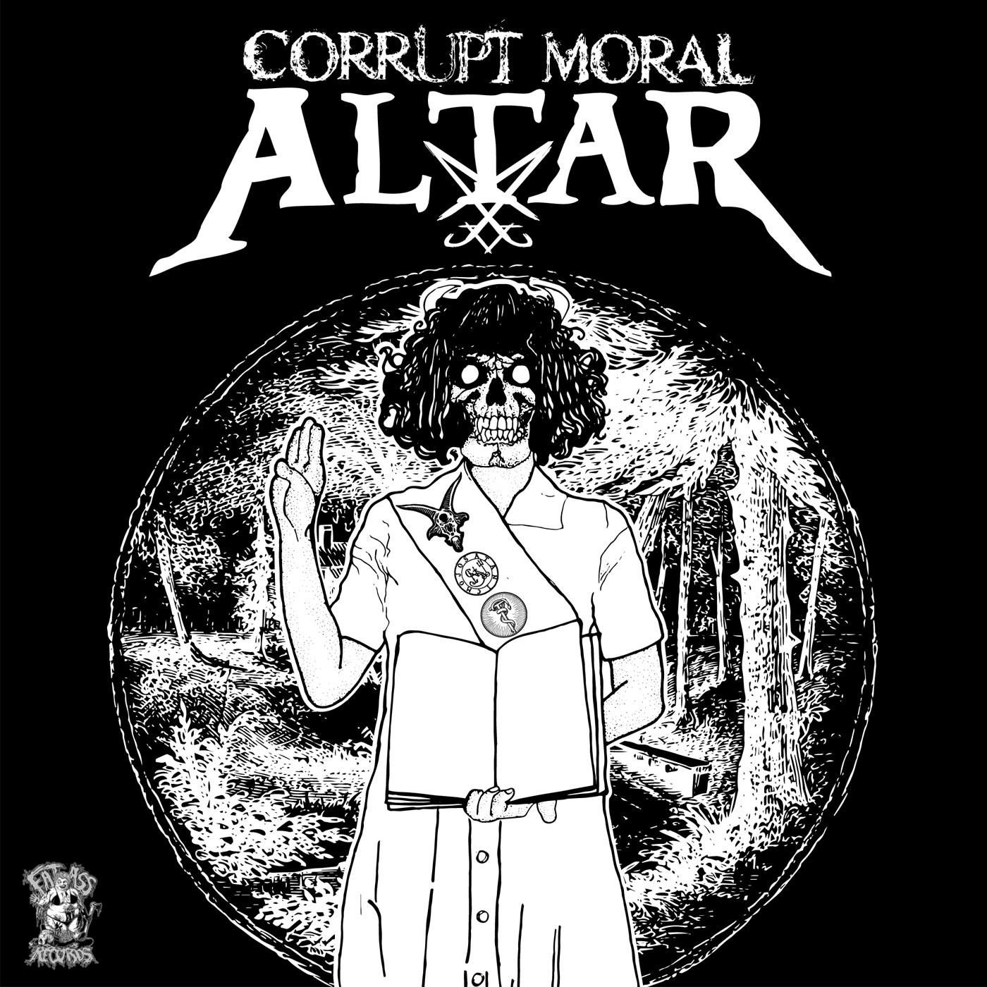 Corrupt Moral Altar - Split with Hicks Kinison  Engineering/Mixing/Mastering