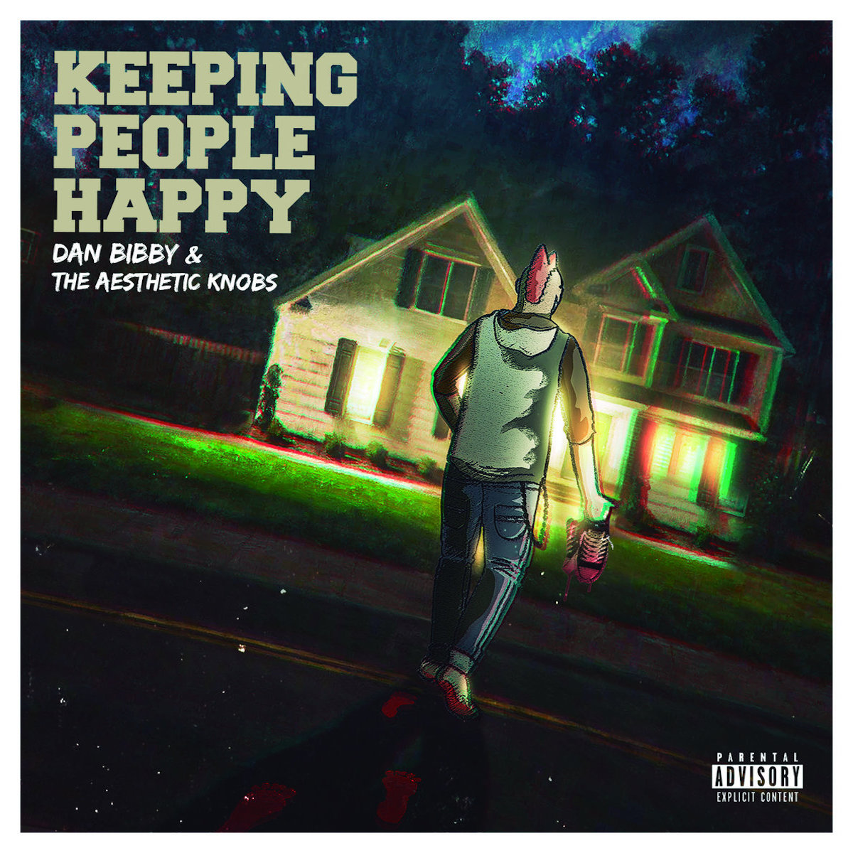 Dan Bibby & The Aesthetic Knobs - Keeping People Happy