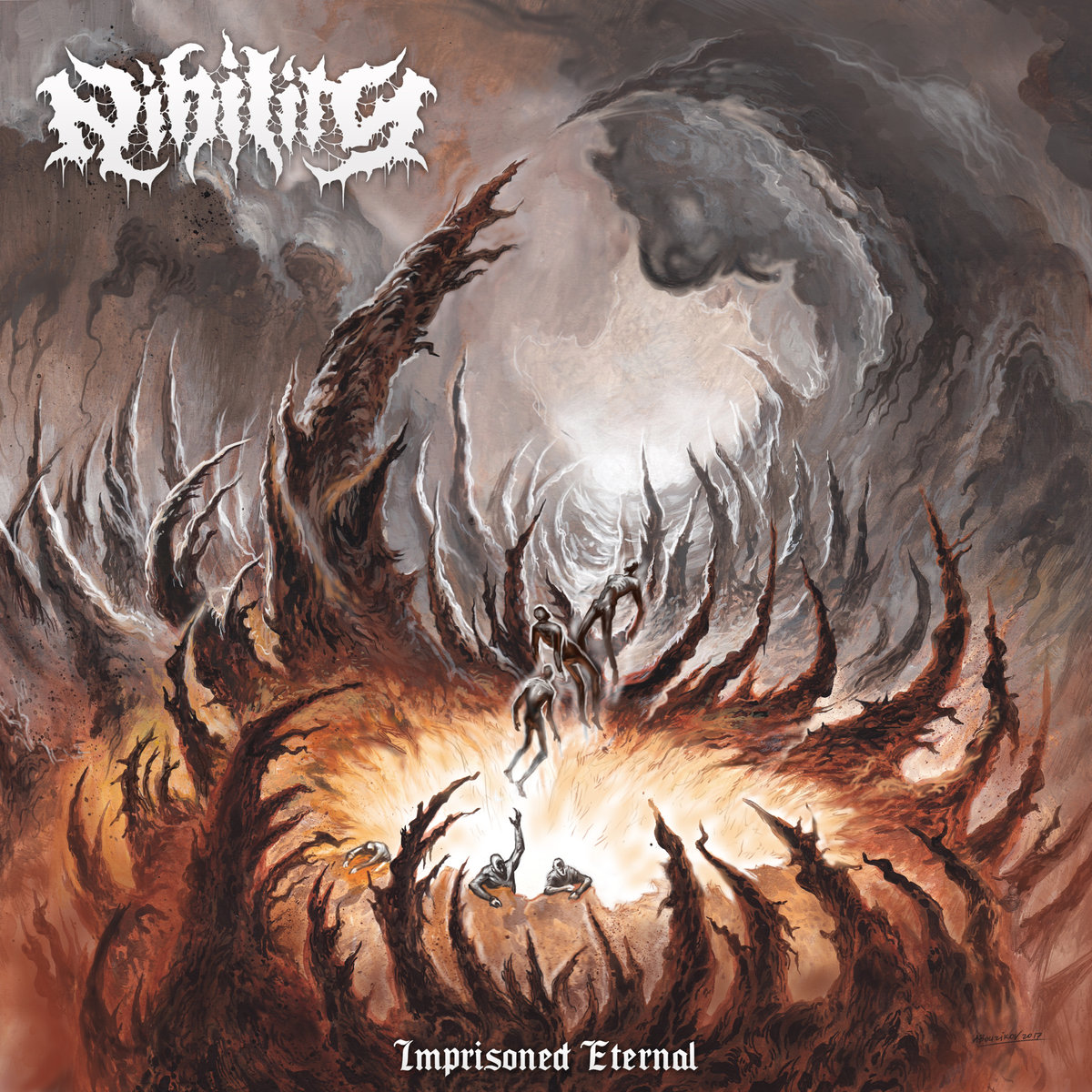 Nihility - Imprisoned Eternal